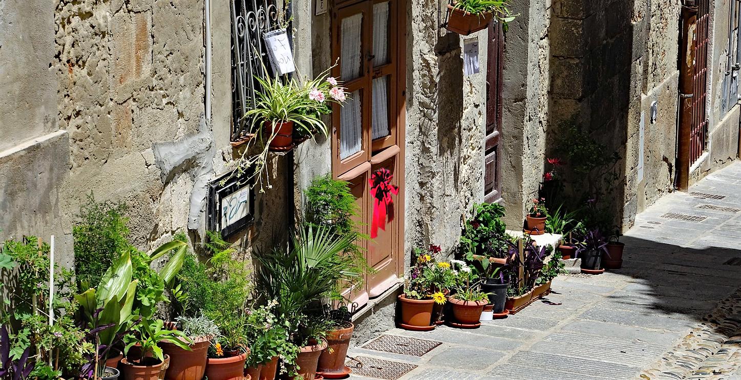 ruban rouge Italie