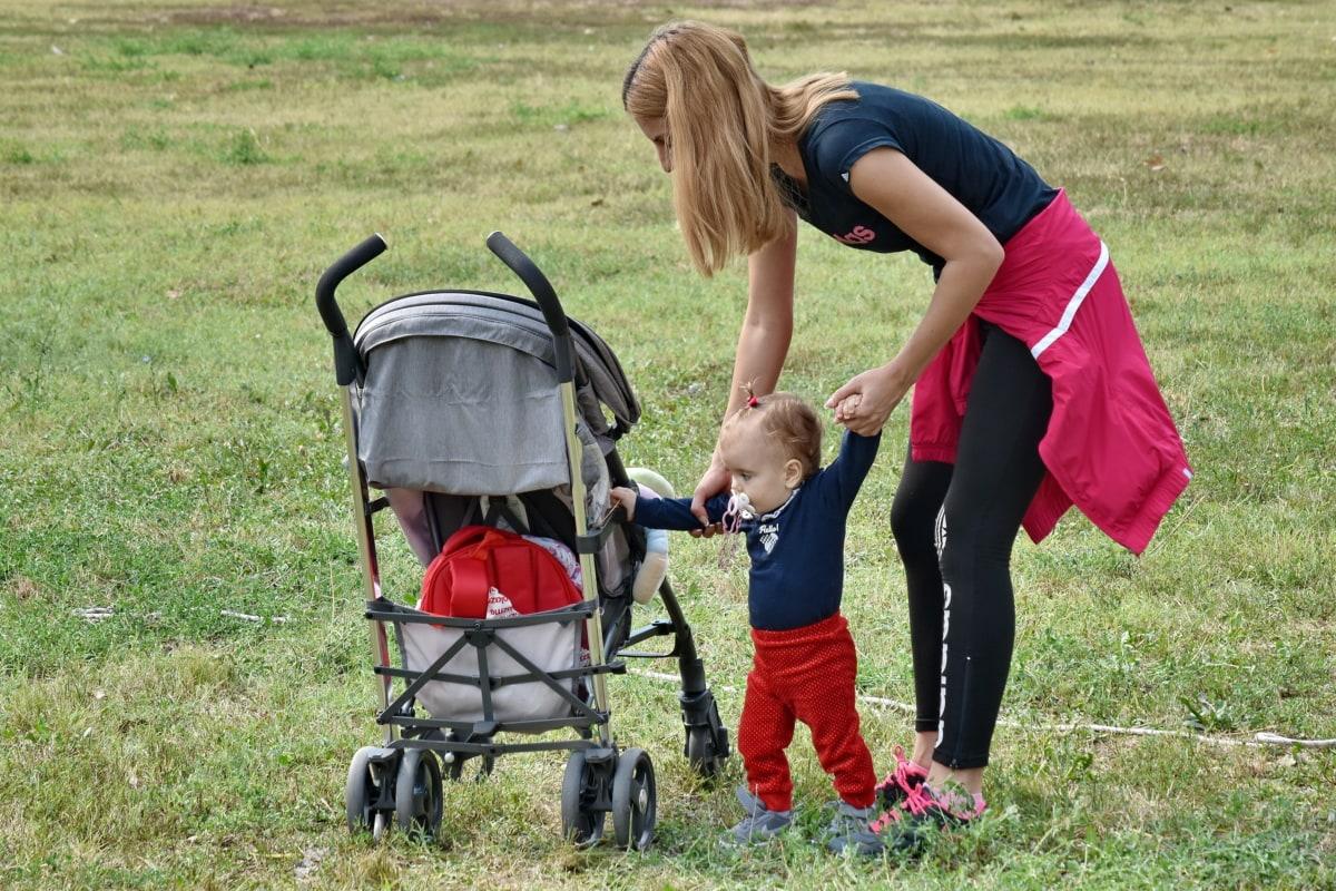 Retard à la marche chez les enfants